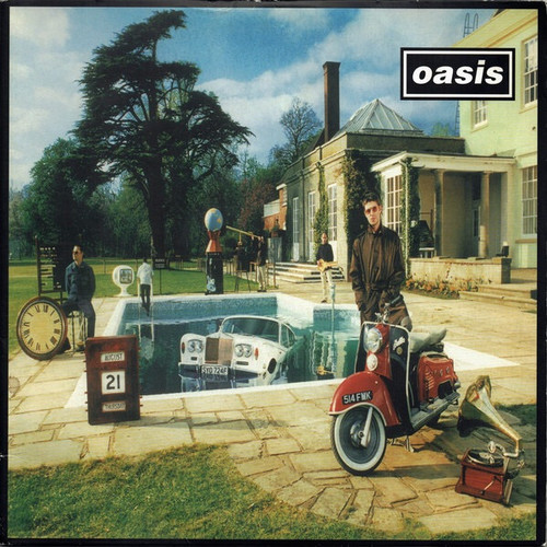 Oasis - Be Here Now (2016 2LP Reissue)