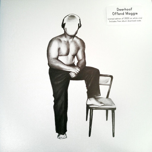 Deerhoof - Offend Maggie (RSD 2016 Release on White Vinyl)