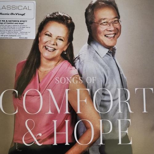 Yo-Yo Ma - Kathryn Stott -Songs Of Comfort & Hope