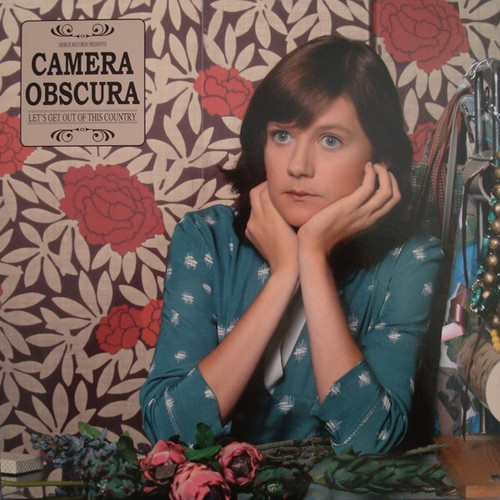 Camera Obscura - Let's Get Out Of This Country (US 2009 Reissue in Open Shrink VG)