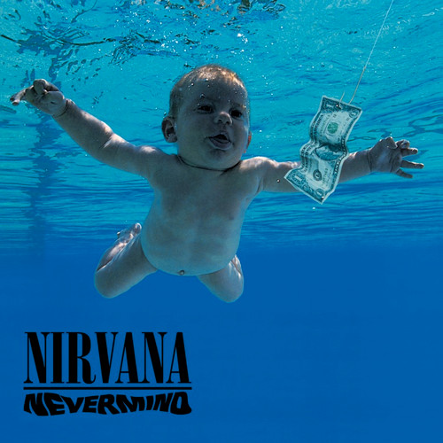Nirvana - Nevermind (US 2013 Reissue)