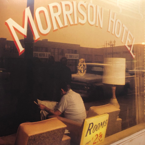 The Doors - Morrison Hotel Sessions (2021 RSD Limited Edition Numbered #12413)