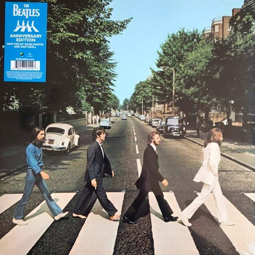 The Beatles - Abbey Road (2019 50th Anniversary Mix)