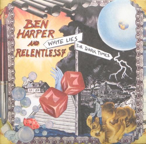 Ben Harper And Relentless7 - White Lies For Dark Times (US 2009)
