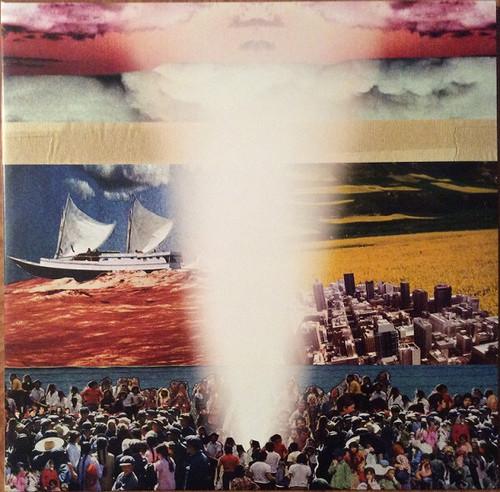 Broken Social Scene - Forgiveness Rock Record (2010 Reissue VG)