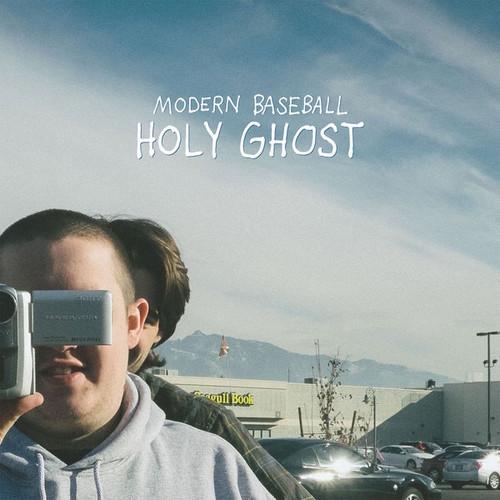 Modern Baseball - Holy Ghost (2016 Purple/Blue Splatter & Bone Splatter)