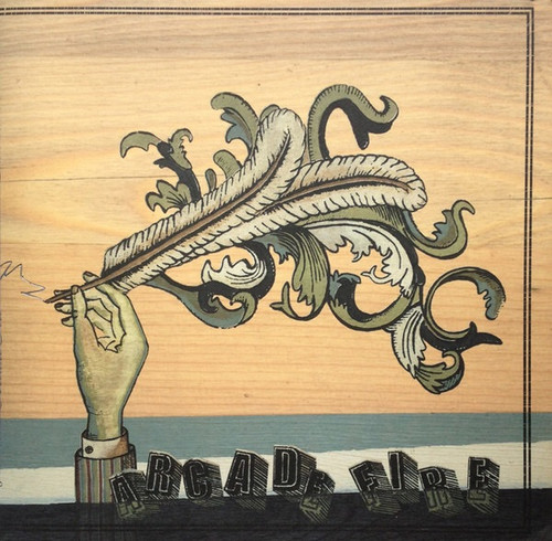 Arcade Fire - Funeral (2005 US Pressing on Merge Records)