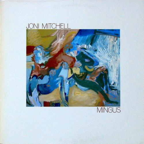 Joni Mitchell - Mingus (NM/VG+)