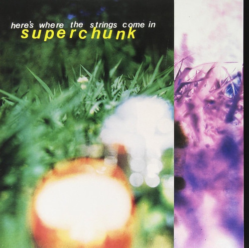 Superchunk - Here's Where The Strings Come In (US 2011 Reissue on Merge Records)