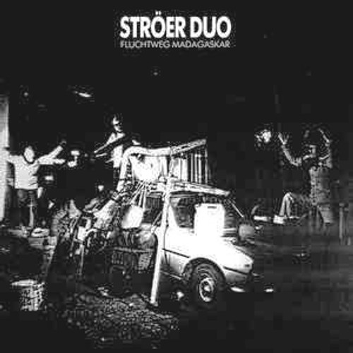Ströer Duo - Fluchtweg Madagaskar