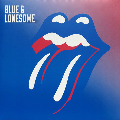 The Rolling Stones - Blue & Lonesome (Near Mint)