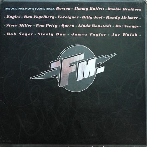Various - FM • The Original Movie Soundtrack (Sealed USA pressing)
