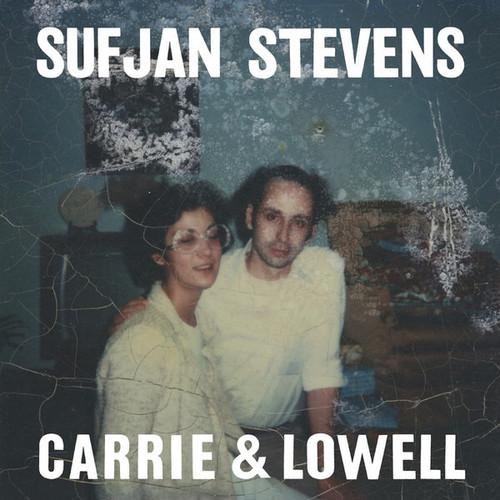 Sufjan Stevens - Carrie & Lowell (US 2015 in Open Shrink)