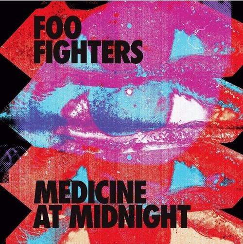 Foo Fighters - Medicine at Midnight (Limited Edition Blue Vinyl)