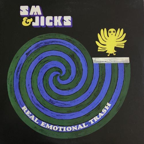 Stephen Malkmus & The Jicks - Real Emotional Trash (US 2008 Matador Records)