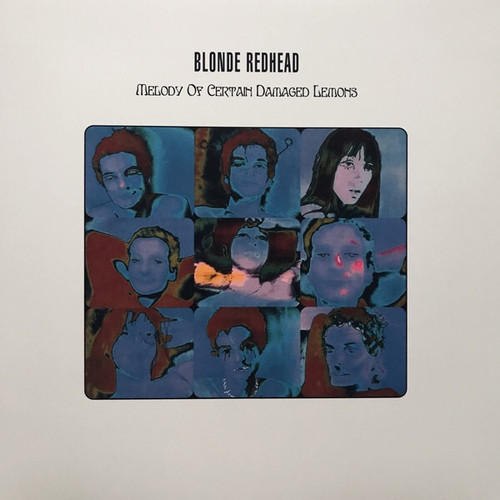 Blonde Redhead - Melody Of Certain Damaged Lemons (25th Anniversary Pink Vinyl in Open Shrink)