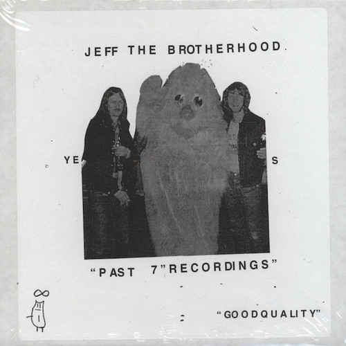 """Jeff The Brotherhood - Past 7"""" Recordings (Limited Edition  coloured vinyl)"""