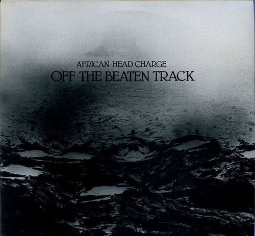African Head Charge - Off The Beaten Track (1986 UK NM/NM)