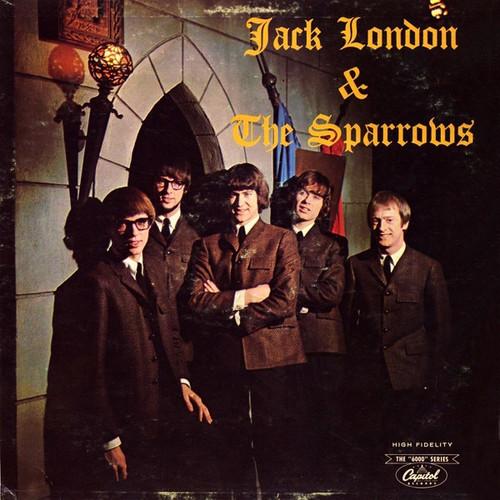 Jack London & The Sparrows - Jack London & The Sparrows (1st pressing mono)