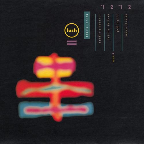 Lush - Black Spring (1991 UK)