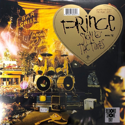 """Prince - Sign """"O"""" The Times (Limited Edition NM)"""