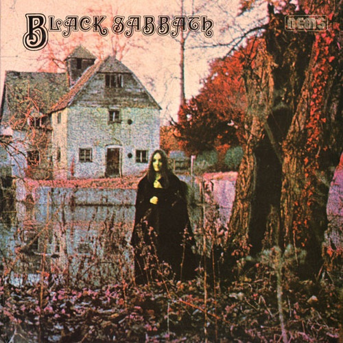 Black Sabbath - Black Sabbath (1976 Dutch Import)