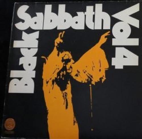 Black Sabbath - Black Sabbath Vol 4 (1st UK Swirl)