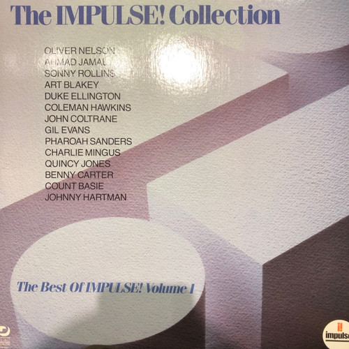 Various - The Impulse! Collection: The Best Of Impulse! Volume 1 (1988 Compilation VG+)