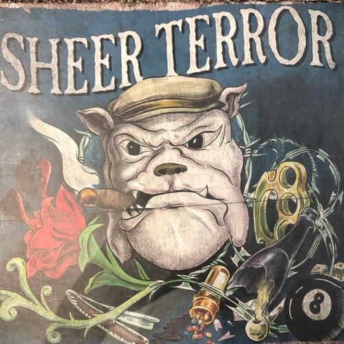 Sheer Terror - The Bulldog Box (US 2016 Solid Colours Boxset)