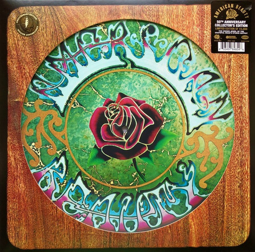 The Grateful Dead - American Beauty (50th anniversary Picture Disc)