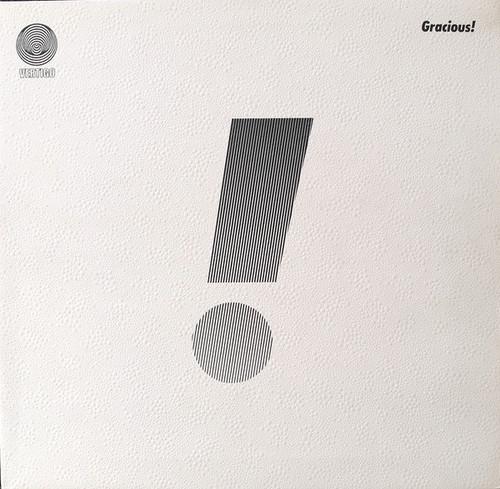 Gracious - Gracious! (1970 UK Swirl NM/ NM)