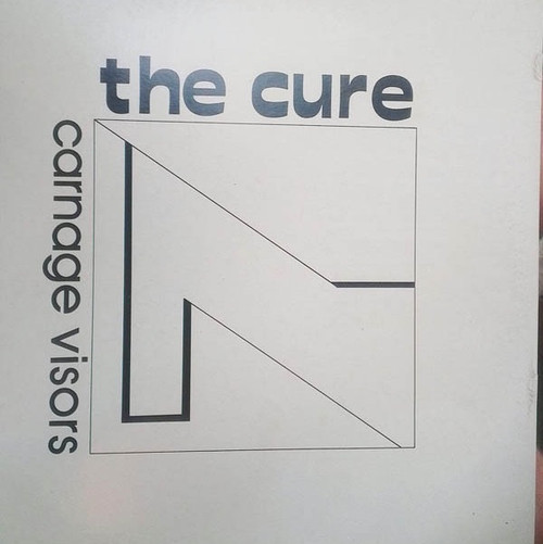 THE CURE Carnage Visors LIVE 1982 Pornography