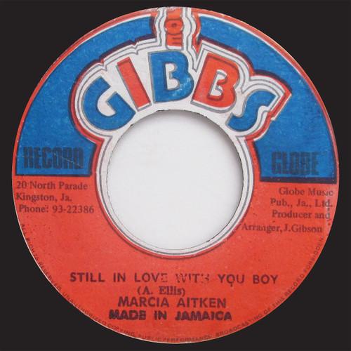 "Marcia Aitken ""Still In Love With You Boy"" (45 single)"