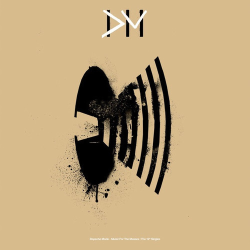 """Depeche Mode - Music For The Masses: The 12"""" Singles (2019 Limited Edition Boxset Numbered #04355)"""