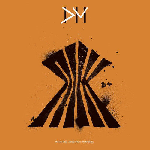"""Depeche Mode - A Broken Frame: The 12"""" Singles (2019 Limited Edition Boxset Numbered #12516)"""