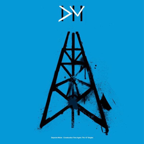 """Depeche Mode - Construction Time Again: The 12"""" Singles (2019 Limited Edition Boxset Numbered #06591)"""