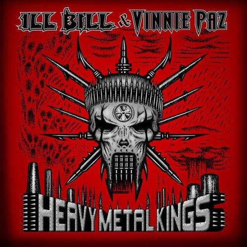 Ill Bill - Heavy Metal Kings (US 2011 SEALED)
