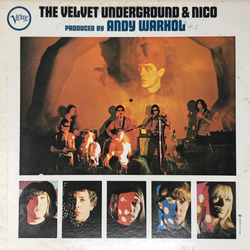 The Velvet Underground - The Velvet Underground & Nico (1967 Mono Canadian RECALLED TORSO COVER NM/VG)