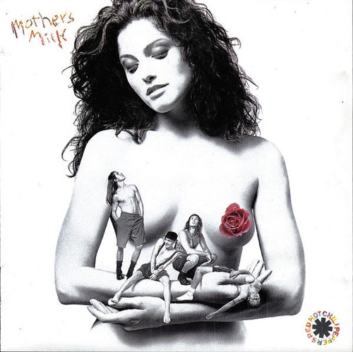 Red Hot Chili Peppers - Mother's Milk (1989 USA NM vinyl)