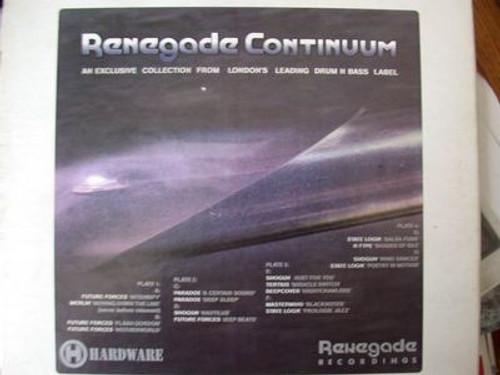 Various - Renegade Continuum (1997 Drum n Bass 4 LP Box)
