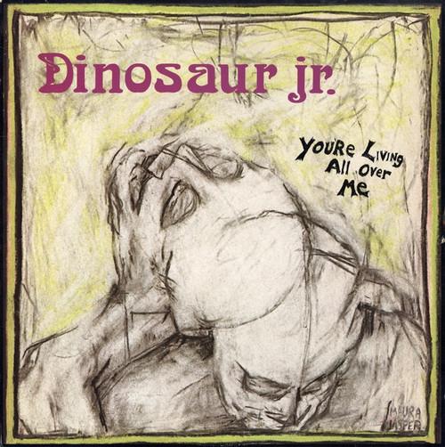 Dinosaur Jr. - You're Living All Over Me (1987 NM/NM)