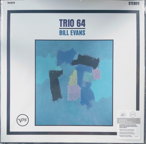 Bill Evans - Trio 64 (Acoustic Sounds Audiophile Pressing)