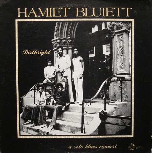Hamiet Bluiett - Birthright: A Solo Blues Concert