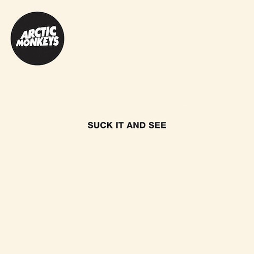 Arctic Monkeys - Suck It And See (180g)