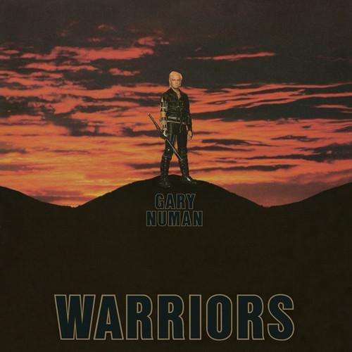 Gary Numan - Warriors (Limited Edition Orange  Vinyl)