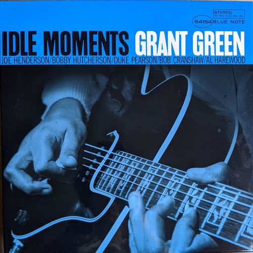 Grant Green - Idle Moments (Blue Note Classic Vinyl Series)