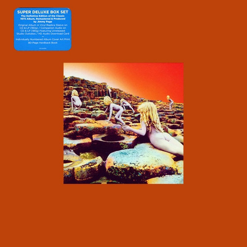 Led Zeppelin - Houses Of The Holy (Out of Print Limited Edition numbered )