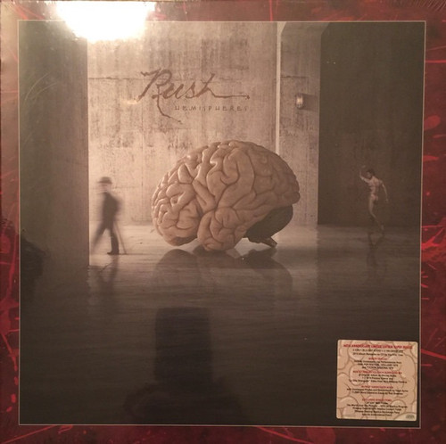 Rush - Hemispheres 40th Anniversary Super Deluxe (Out of Print)