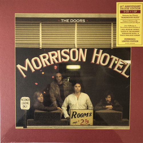 The Doors - Morrison Hotel (Limited Edition numbered)