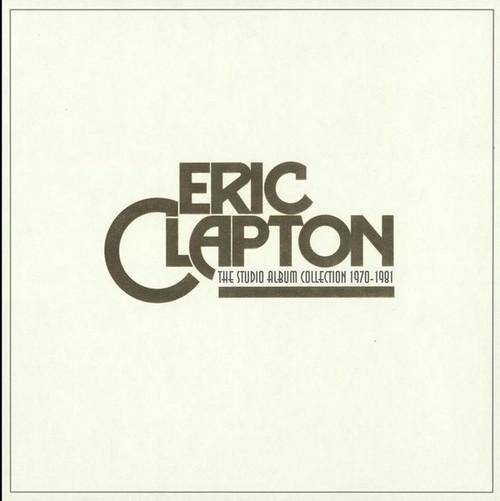 Eric Clapton - The Studio Album Collection 1970-1981